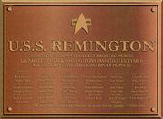 USS Remington Dedication Plaque.jpg