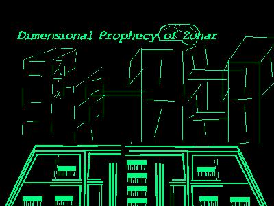 Dimensional Prophecy of Zohar