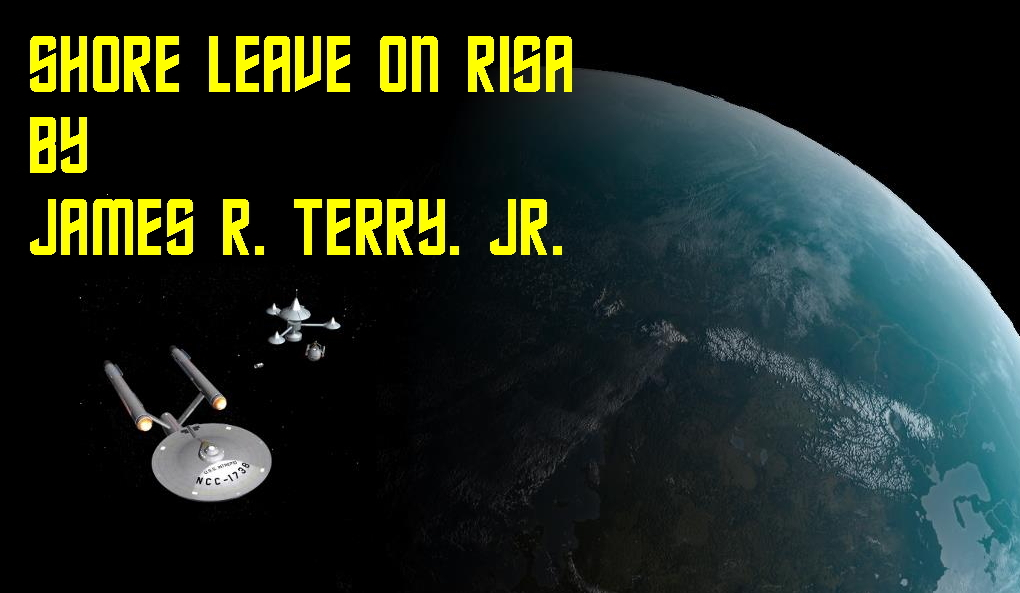 Shore Leave on Risa
