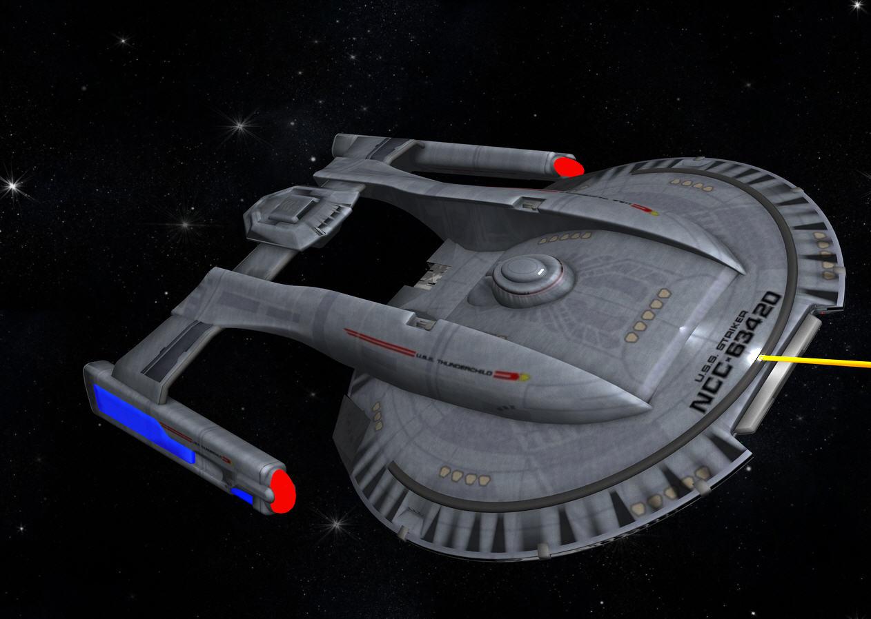 USS Striker (NCC-63420)