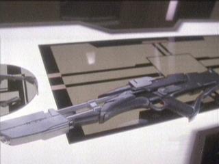 TR-116a Tactical Sniper Rifle