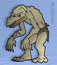 Klokian (species)