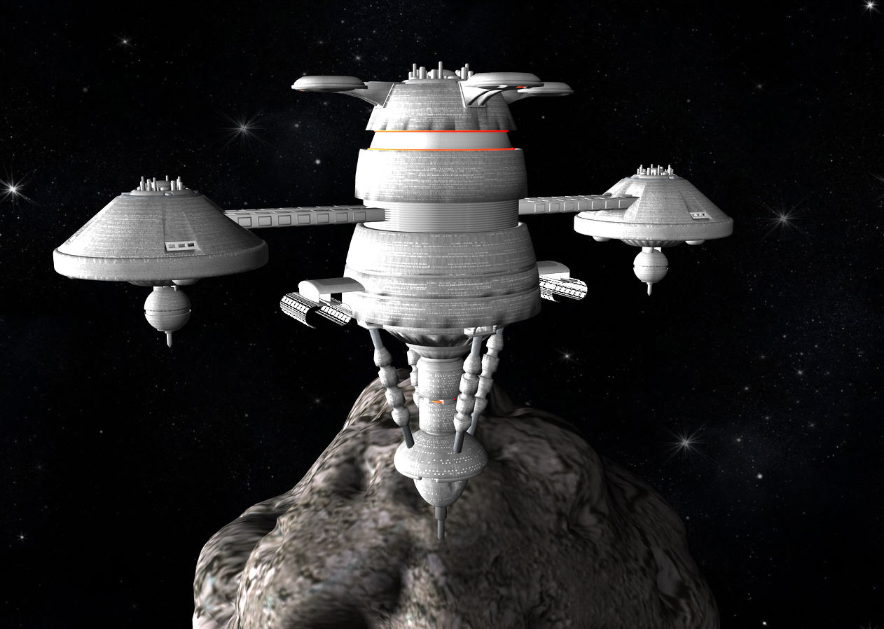 Deep Space 10