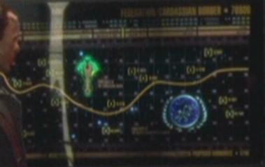 Federation-Cardassian border