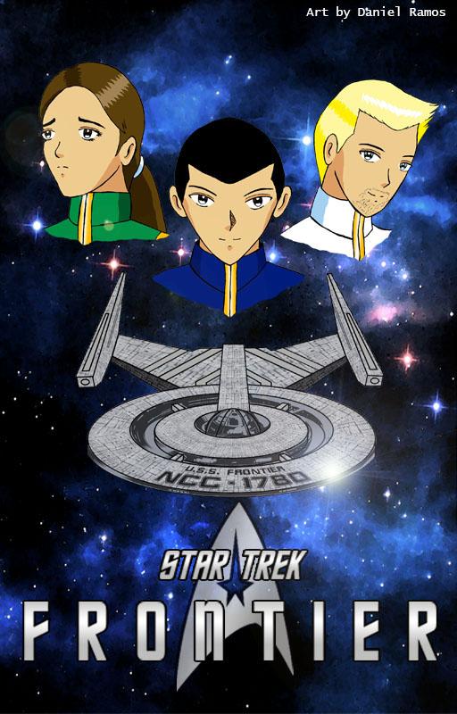 Star Trek: Frontier (Portuguese)