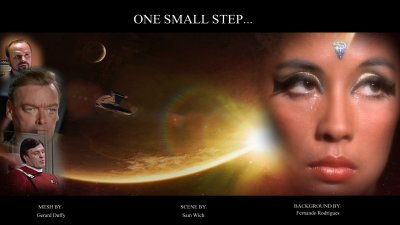 One Small Step Grissom cover.jpg