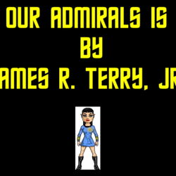 One of Our Admirals is Missing!