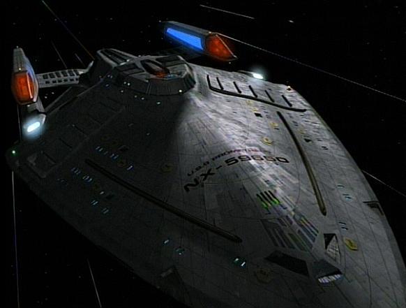 USS Prometheus (prototype)