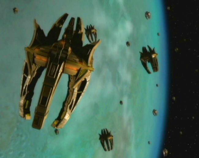 Orbital weapon platform