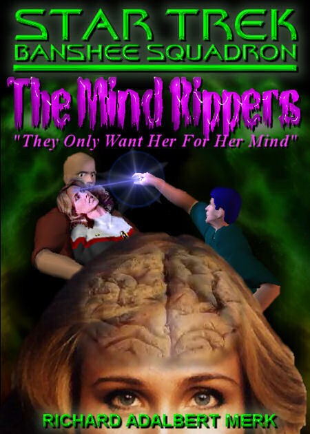 The Mind Rippers (Banshee Squadron episode)