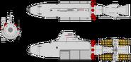 DY-135 Black Mamba ms 3-ortho