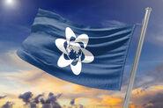 ECON Flag fullmast