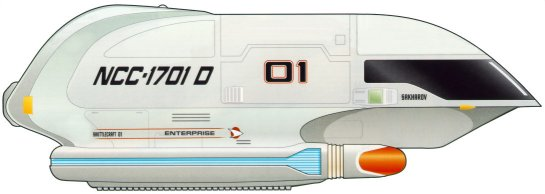 USS Prospect (NCC-60056) auxiliary craft
