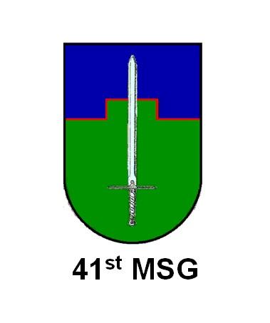 41st Marine Strike Group