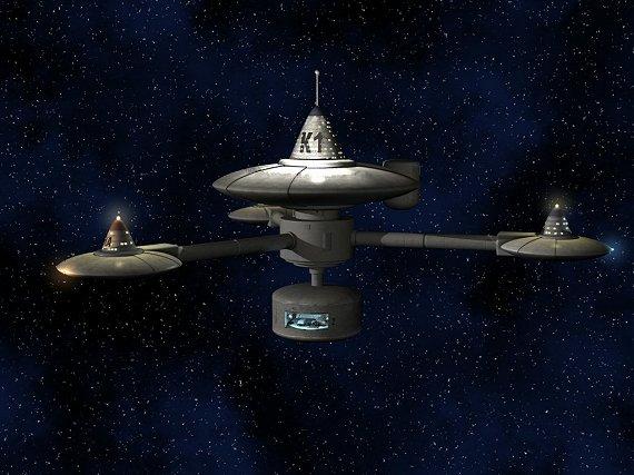 Deep Space Station K-3