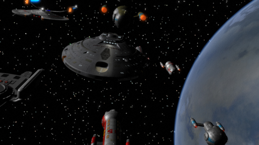 USS Intrepid (Star Trek: Intrepid)