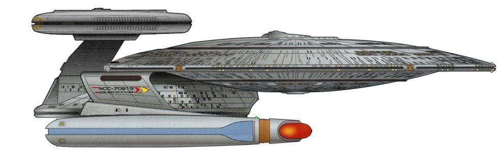 USS Endeavour (NCC-71805)