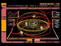 Sisko's plan to retake DS9.