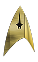Starfleet uniform