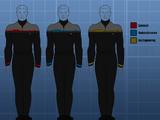 Starfleet uniform (2386) (Prometheus)
