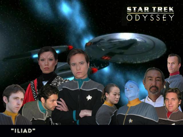Iliad (ODY episode)