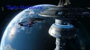 Safe Harbours UNI title card