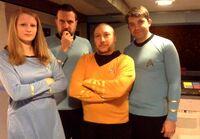Lt brooks,dr miles,dr robinson,Captain Allen.jpg