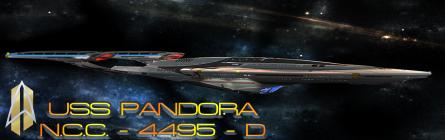 USS Pandora (RPG)