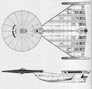Ariel class shuttlecarrier