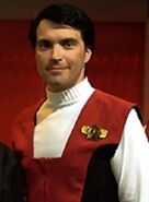 Kirk, Star Trek of Gods and Men