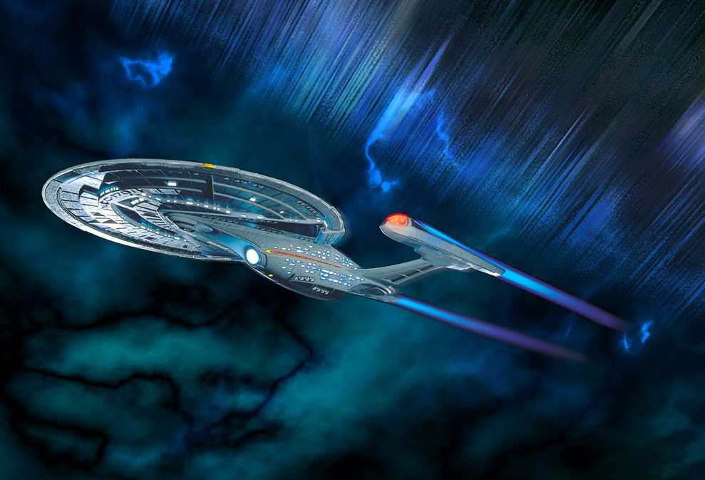 Star Trek: Hyperion
