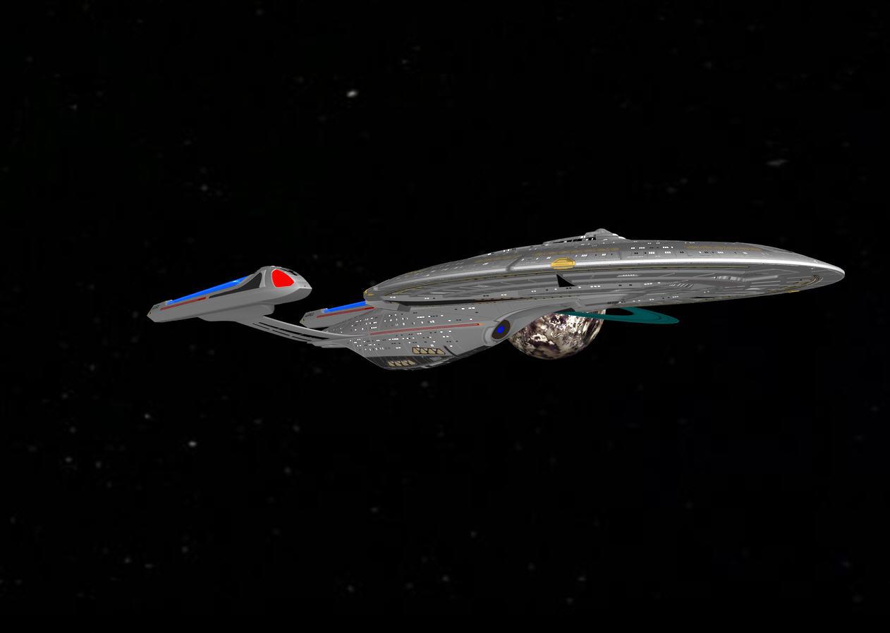 USS Federation (NCC-73838)