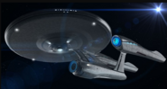 USS ENTERPRISE NCC 1701-A