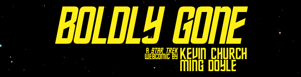 Boldly Gone