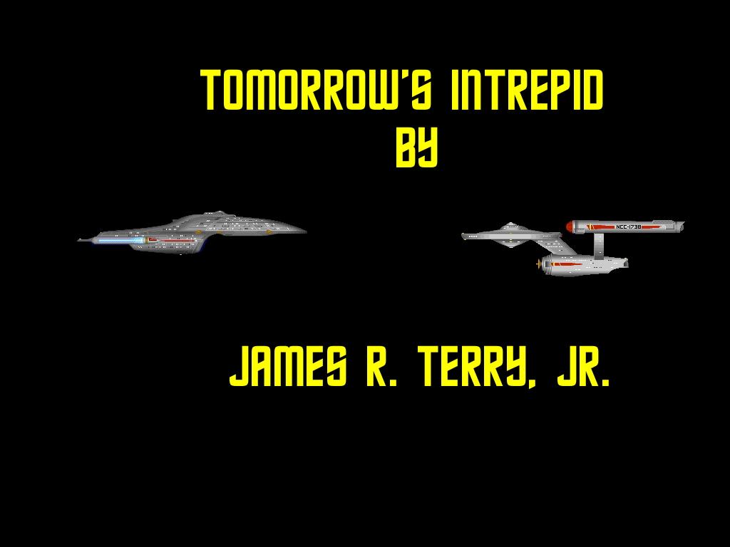 Tomorrow's Intrepid