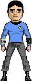 Captain S. Levin, M.D. - USS Entente