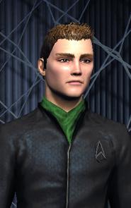 Rune Sith (Lieutenant commander)