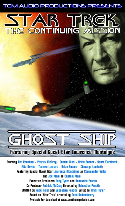 Ghost Ship (The Continuing Mission)