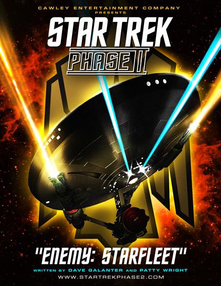 Enemy: Starfleet (Phase II episode)