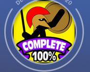 Completed all hard