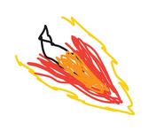 Crashing jet