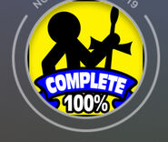 Completed all normal