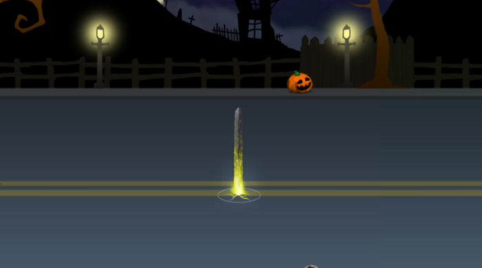 Halloween Map Image
