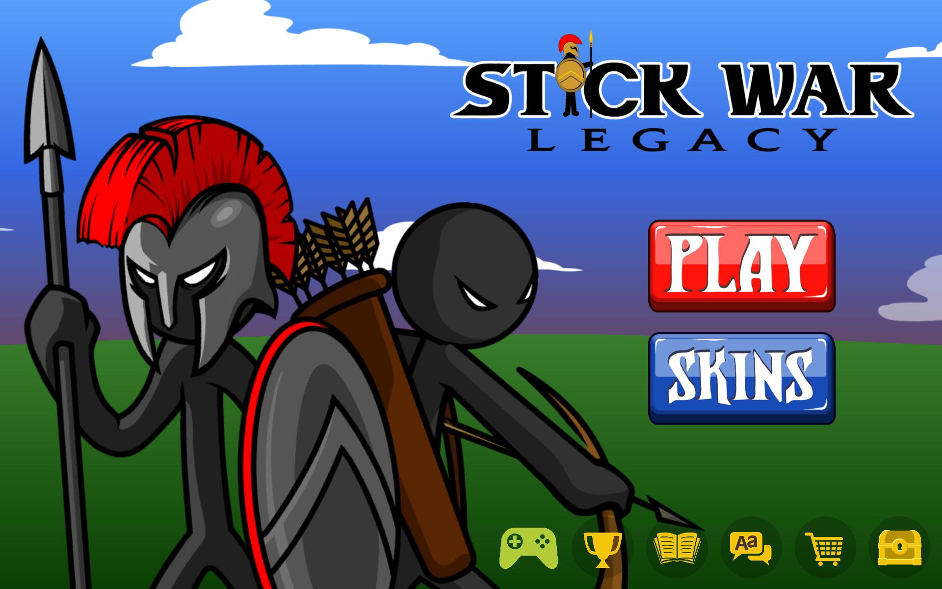 Play the game stick war 2 free slots machines fun online
