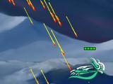 Fire Rain/Meteor Shower