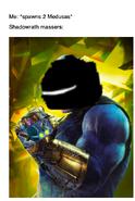 Shadowrath Thanos MEME