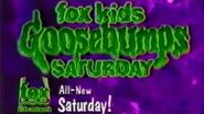 1996 Goosebumps Commercial (Stay out of the Basement Special)