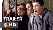 Goosebumps Official Trailer 1 (2015) - Jack Black, Amy Ryan Movie HD