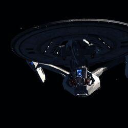 Kelvin Vengeance Intel Dreadnought Cruiser