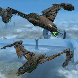 Kelvin D4x Pilot Bird-of-Prey